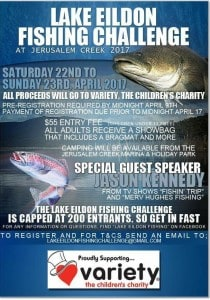 Fishing comp April 2017 Flyer