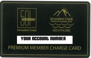 Customer Card