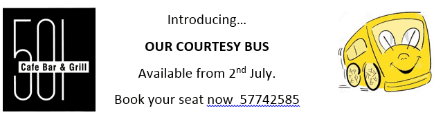 courtesy bus 2