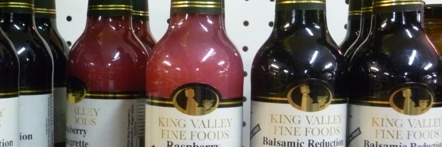 King Valley sauces