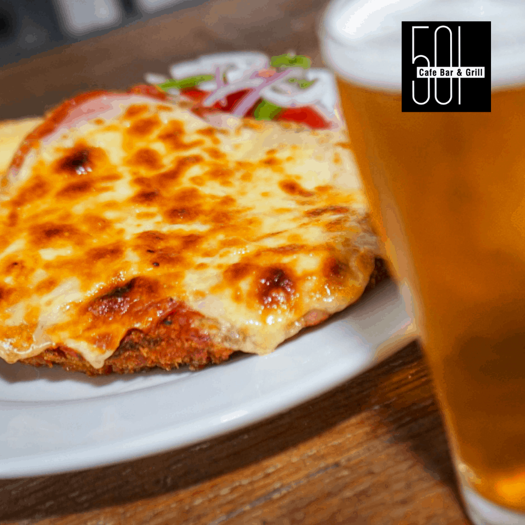 $18 Parmas Every Friday