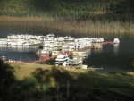 Lake_Eildon_Houseboat_camping_Marina_View