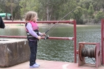 Lake_Eildon_Houseboat_Camping_Park_Members_Fishing